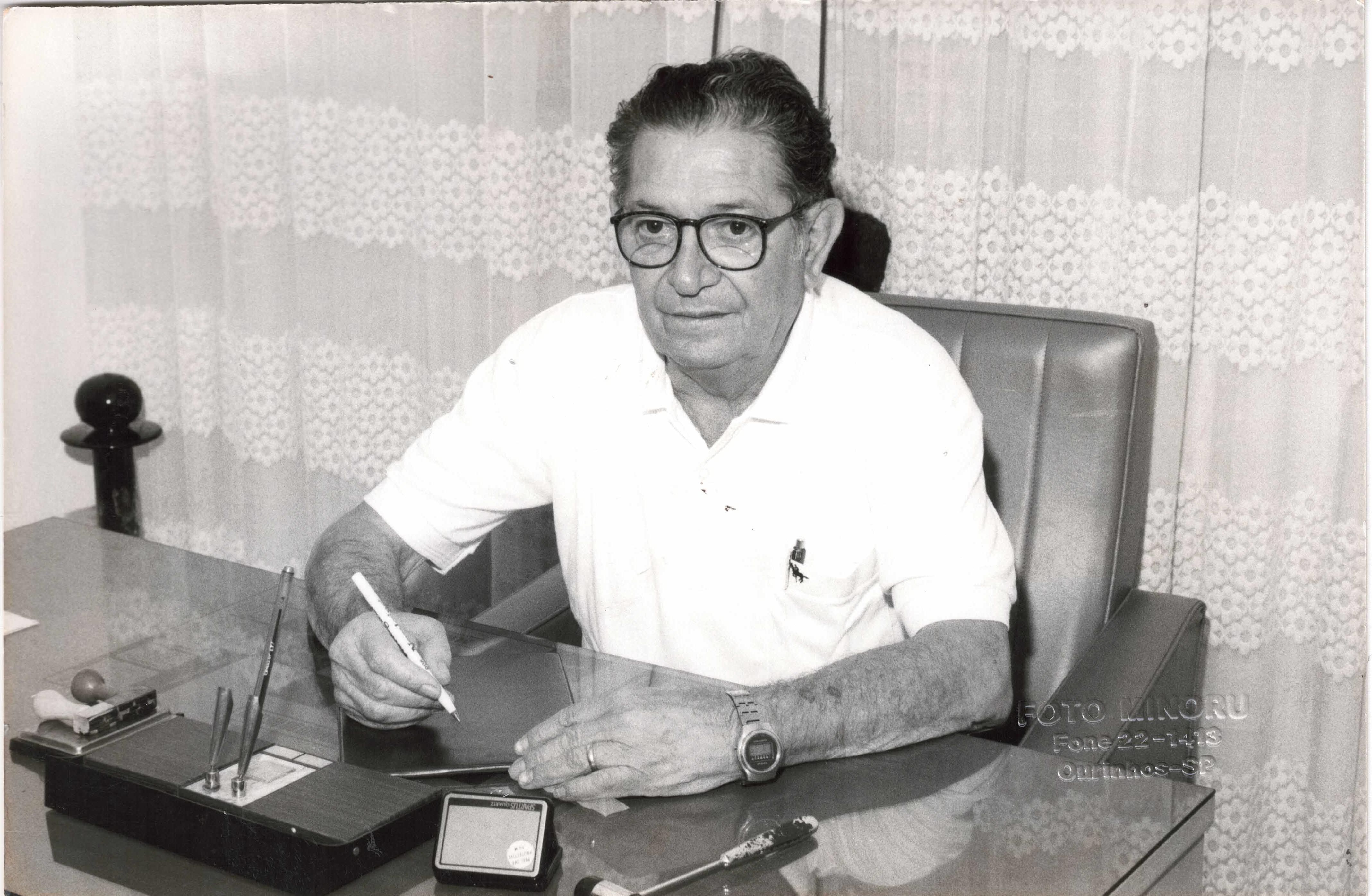 O médico Roald Corrêa foi o primeiro presidente da FEMM