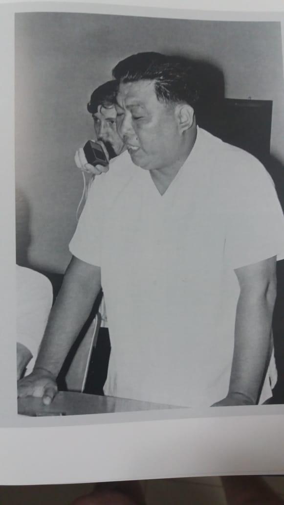 Engenheiro Mithuo Minami, quando prefeito, participou da implantação do ensino superior em Ourinhos